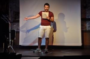 Keith Ecker Storyteller